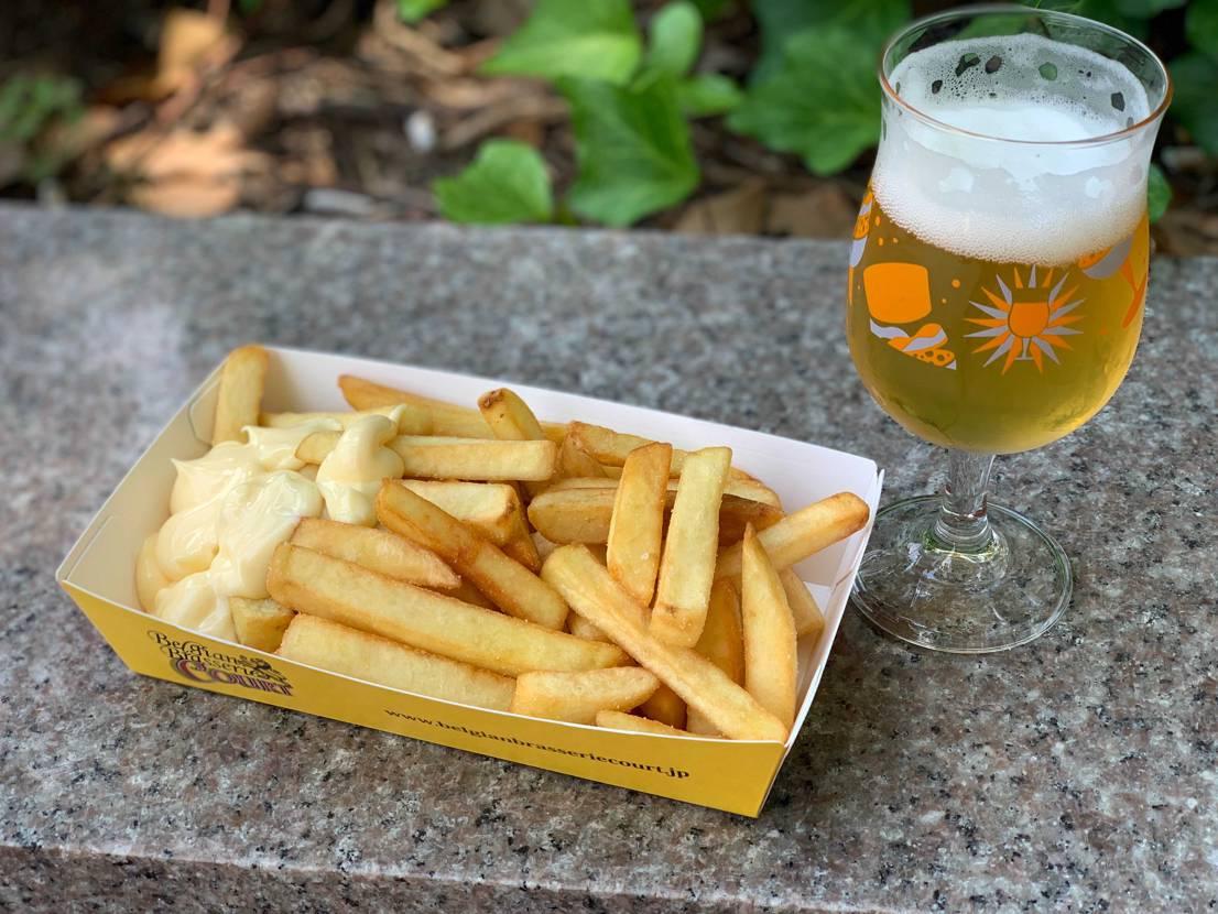 夏!  と言えばビール!🍺  ビールと言えばベルギービール🍻🇧🇪 昼ま