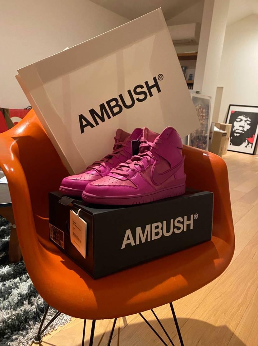 仕事合間に渋谷AMBUSHにて購入。モノとして単純に凄く良いなー