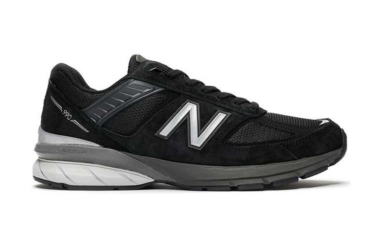 New Balance 990v5   BLACK