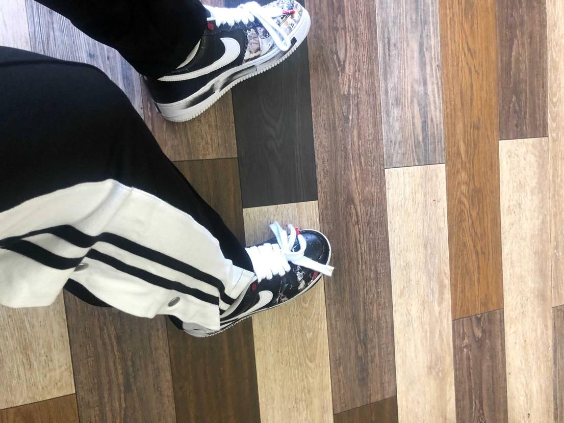 私のお気に入りの靴 ❤️ G-Dragon ❤️