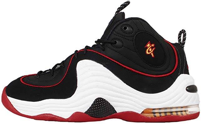 Nike Air Penny II Miami Heat