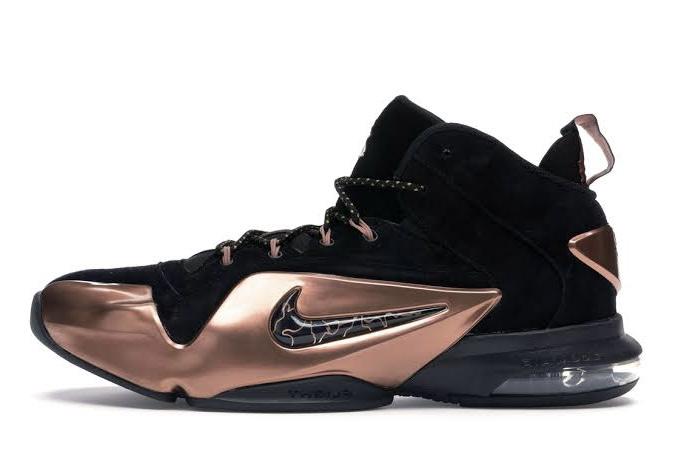 Nike Zoom Penny VI Copper