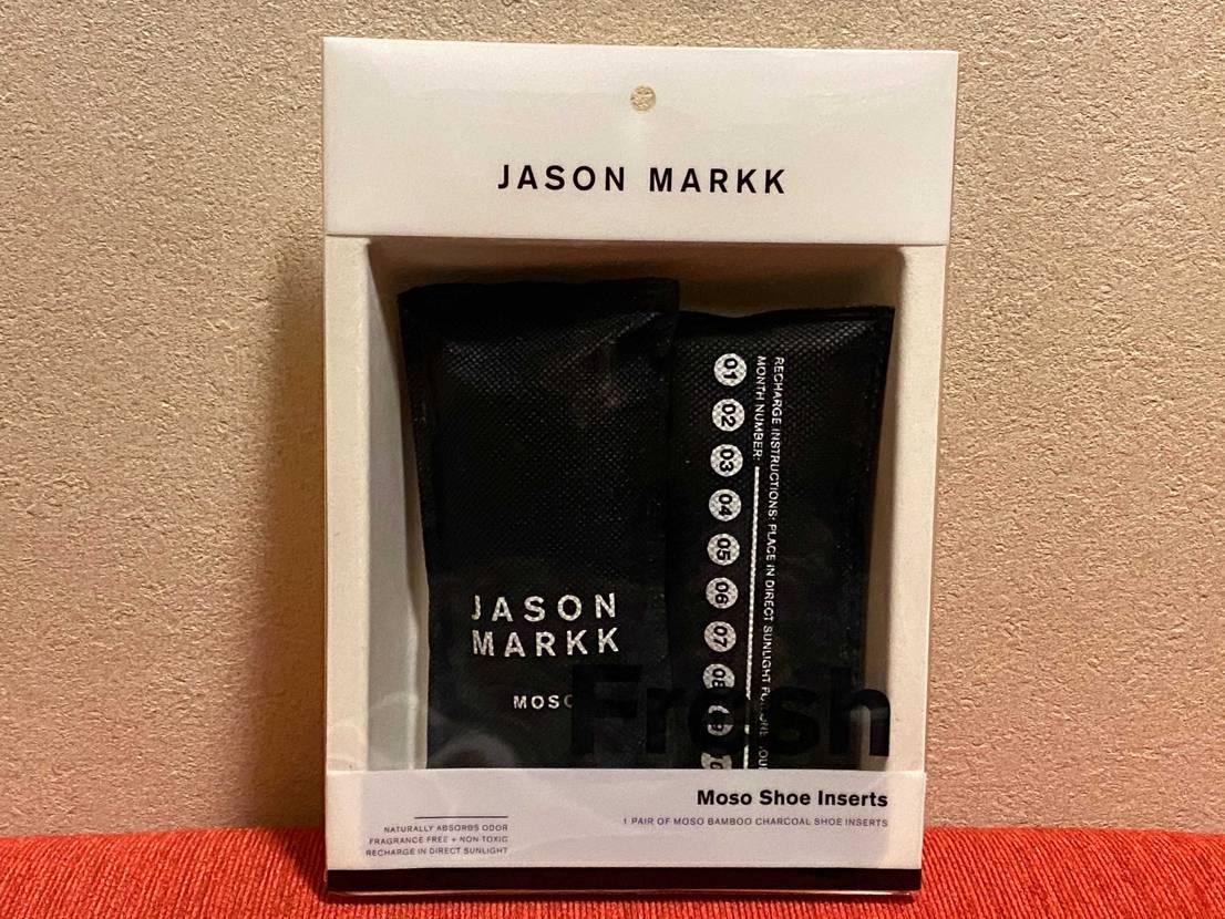 👟ジェイソン マーク消臭剤👟 MOSO FRESHENER 前回ジェイソン
