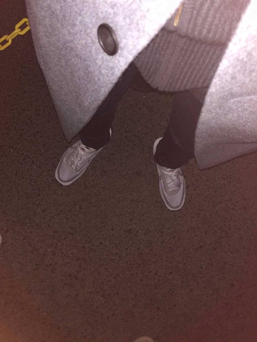個人的に、ワッフルのホワイトとかブラックはCKの服と合うと思うこの頃 皆さんは