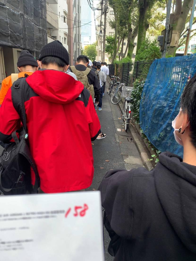 渋谷ビリーズ16足はまじか笑やっぱりアトモス用のドレコ買おう
