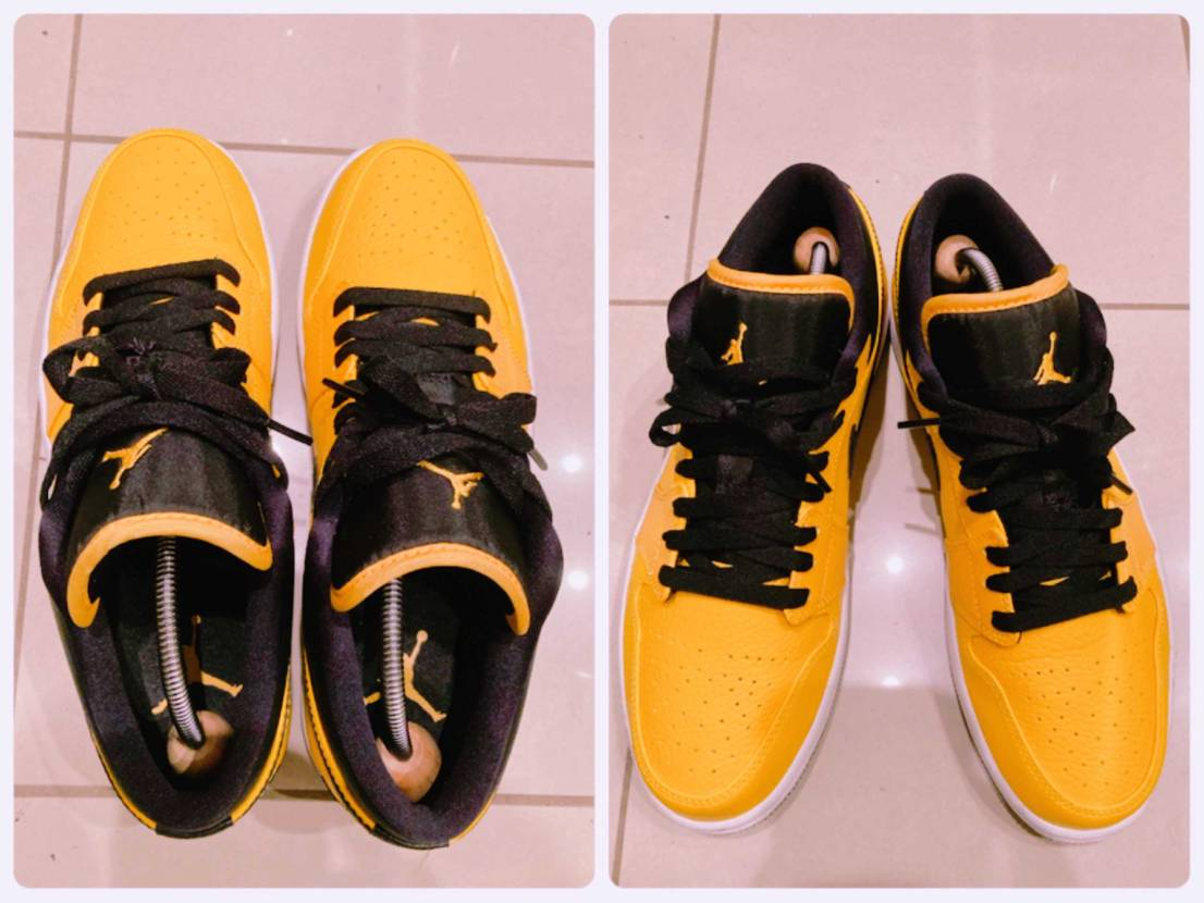 いつしかこの靴がレアスニーカーよりも良い靴であることを示したい( ^ω^ )