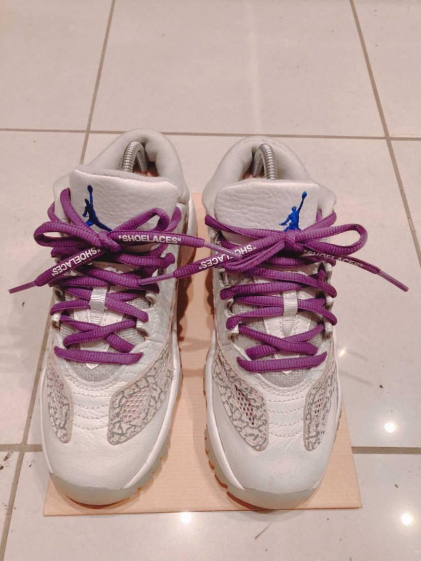 Nike Air Jordan 11 XI Retro Low White Co