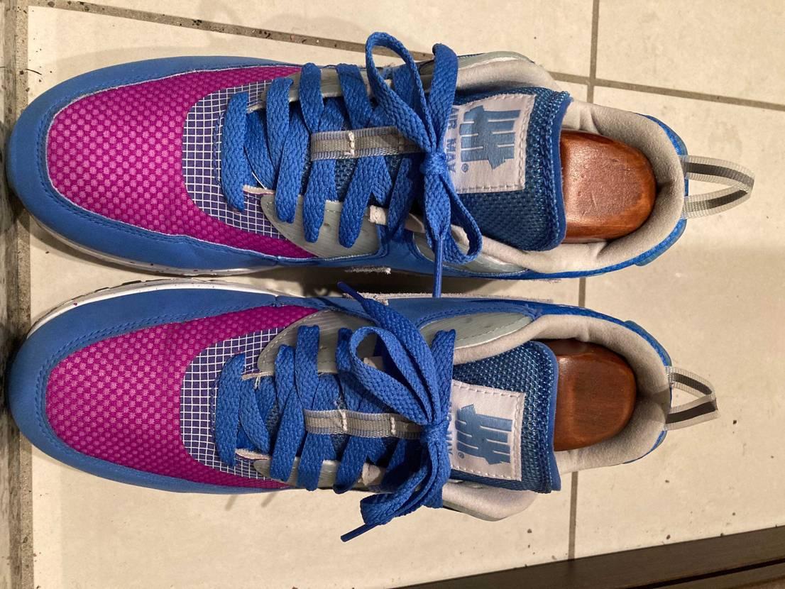 この靴を買って一周年\(//∇//)\ この靴から私のスニーカー病が始まりまし