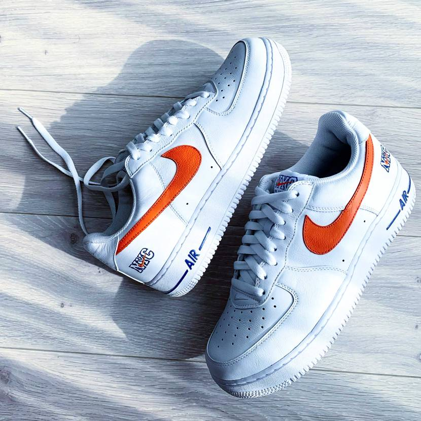 air force1 NYC  sample request  SOHO