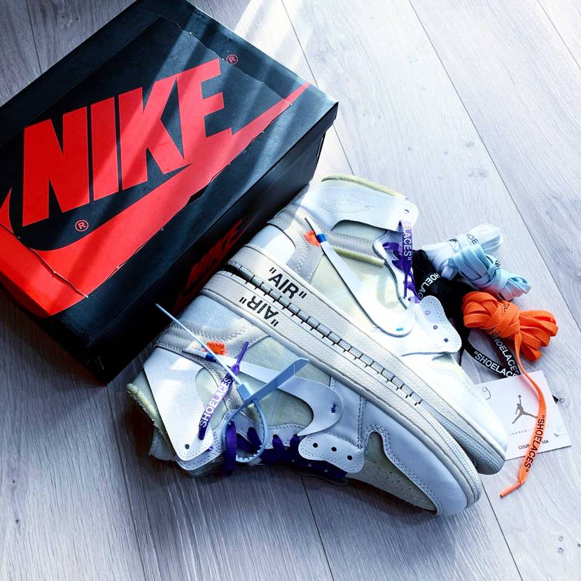 Virgil Abloh And Nike Working On An Off-