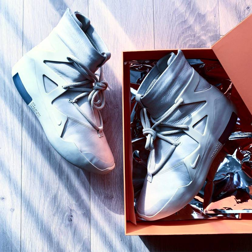 air fear of god1  F&F exclusive  1of