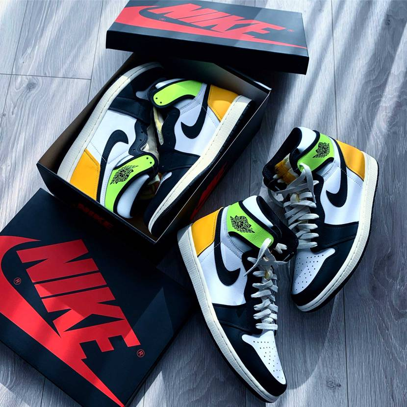 Volt gold 1s   Sneakers that should b
