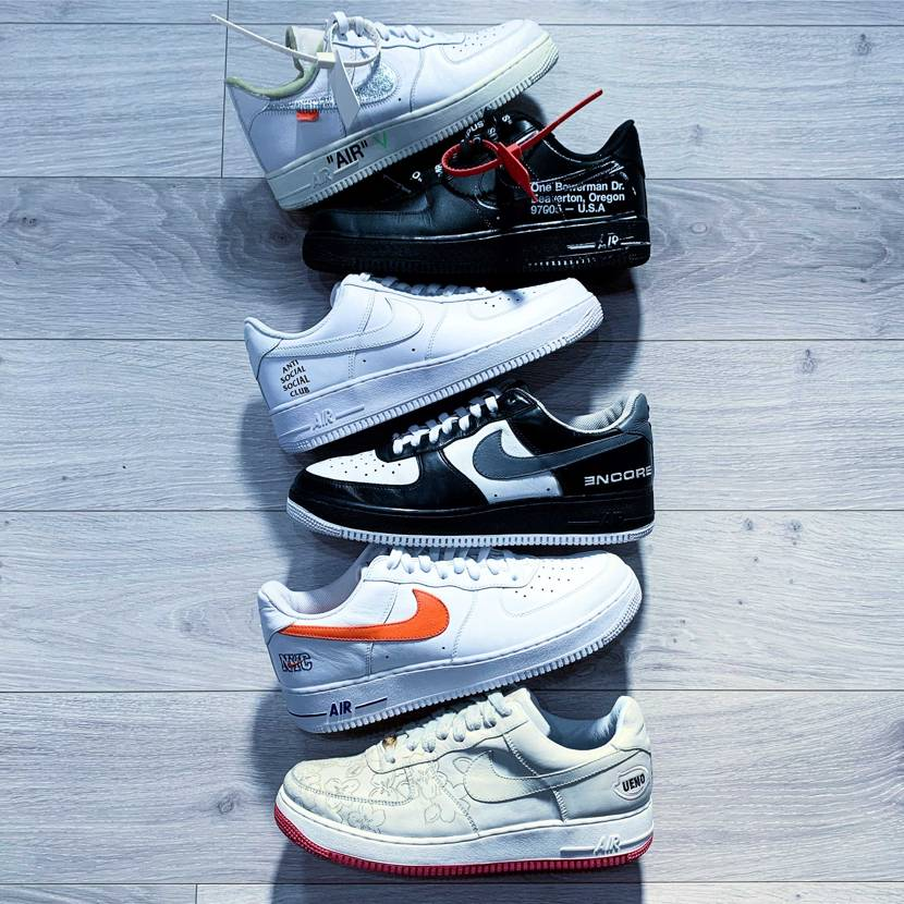 Top 6 of my favorite force1s
