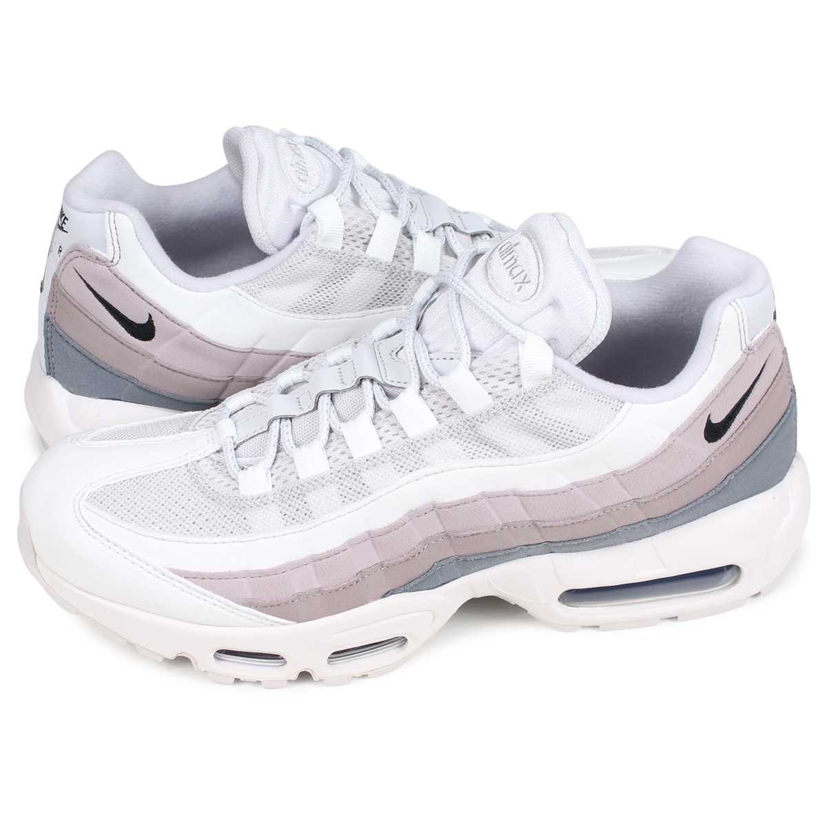 NIKE WMNS AIR MAX 95 VST GRY/OL GRY-SMMT WHT-VLT AS 19SU-I