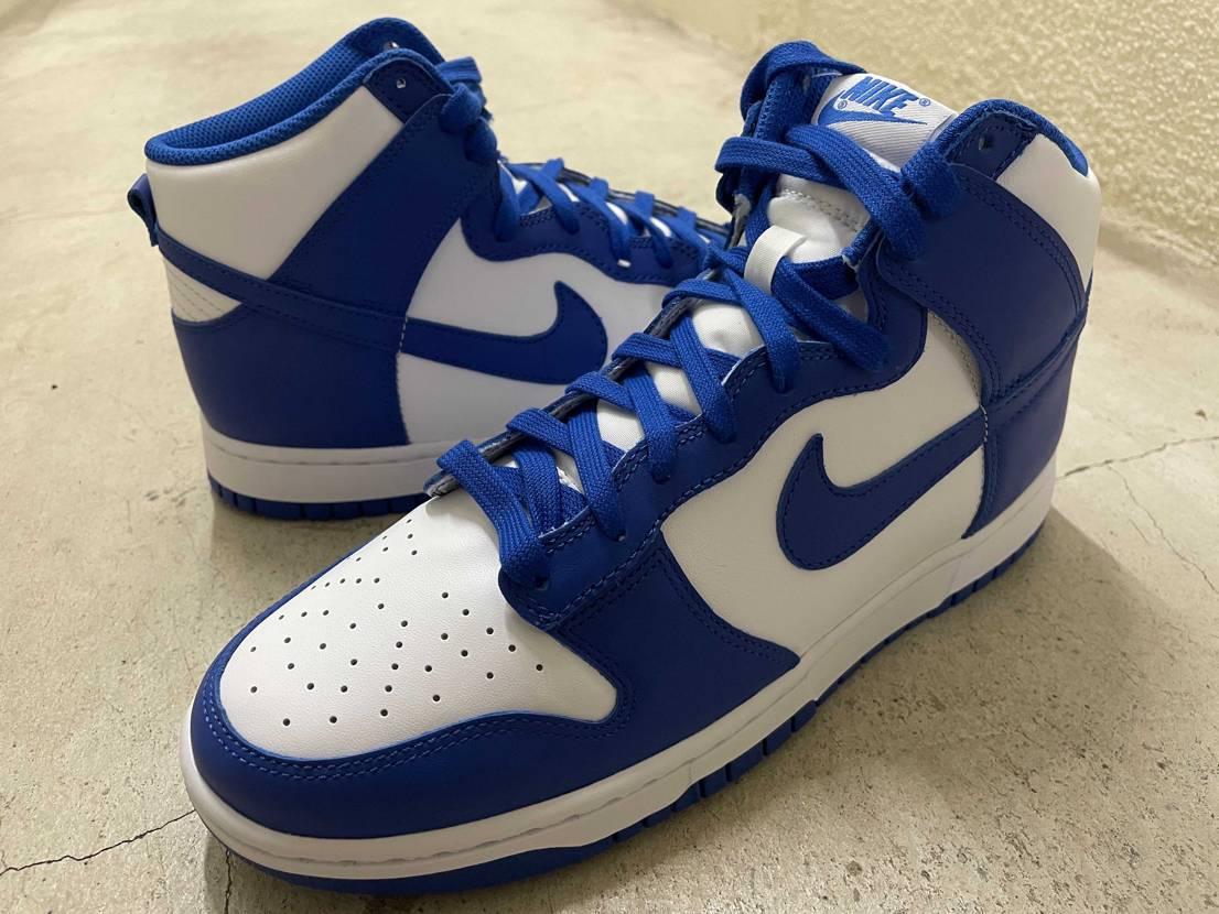 """6月14日 Nike Dunk High Retro """"Game Royal"""""""