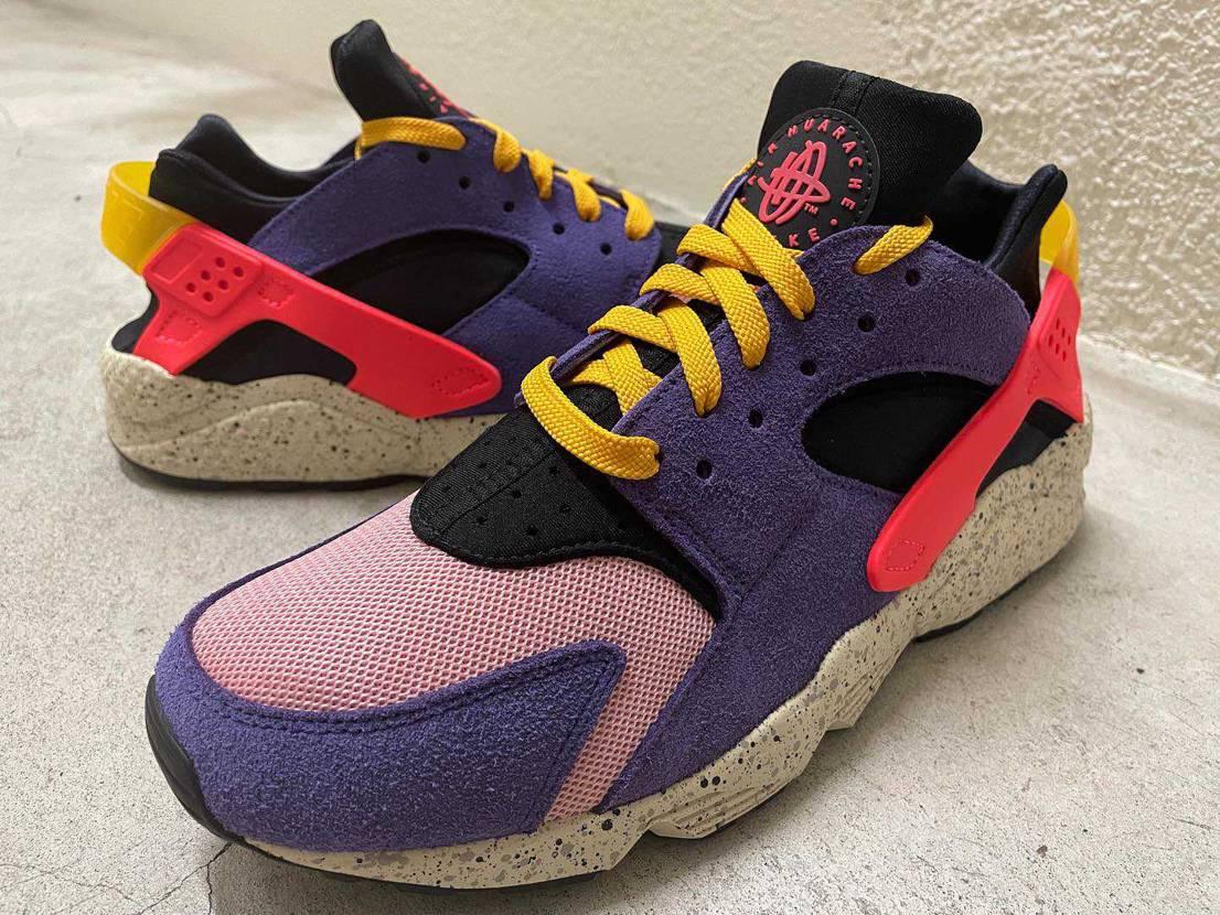 "10月12日 size? × Nike Air Huarache ""ACG"