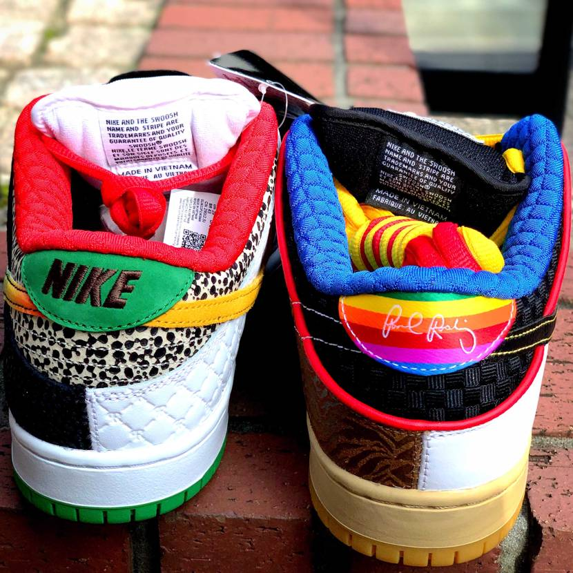 """NIKE DUNK SB Low """"WHAT THE P-ROD"""""""