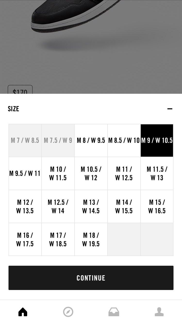 アメリカのスニーカーズ まだエアジョーダンのHIGHOG残ってるよ。