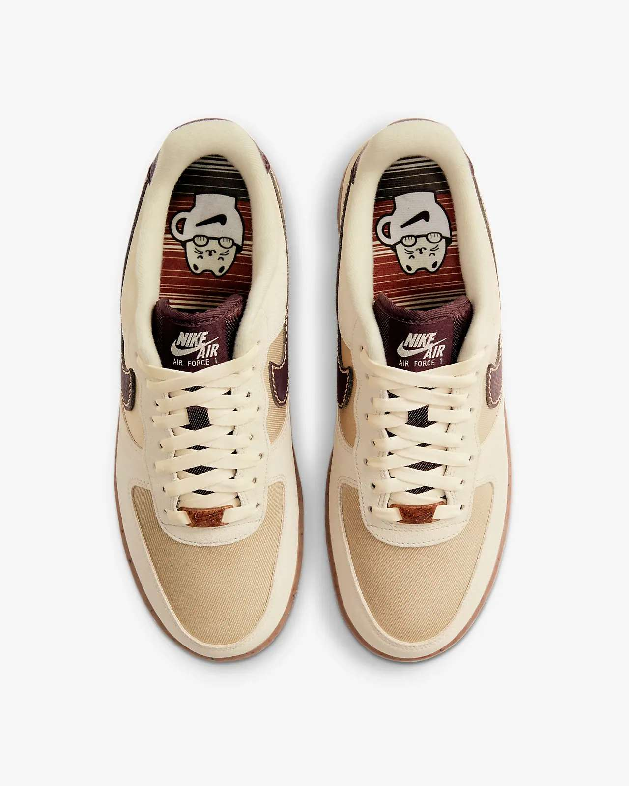Air Force 1 Low COFFEE-THEMED   ついついゴッ
