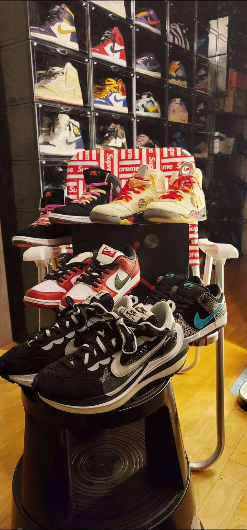 New sneakers for November どれもかっこいいっすな~ A