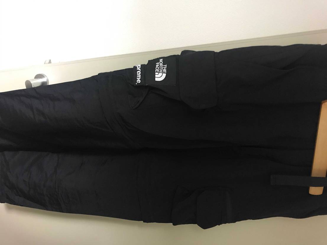 supreme×the north face cargo pantsを色々込みで