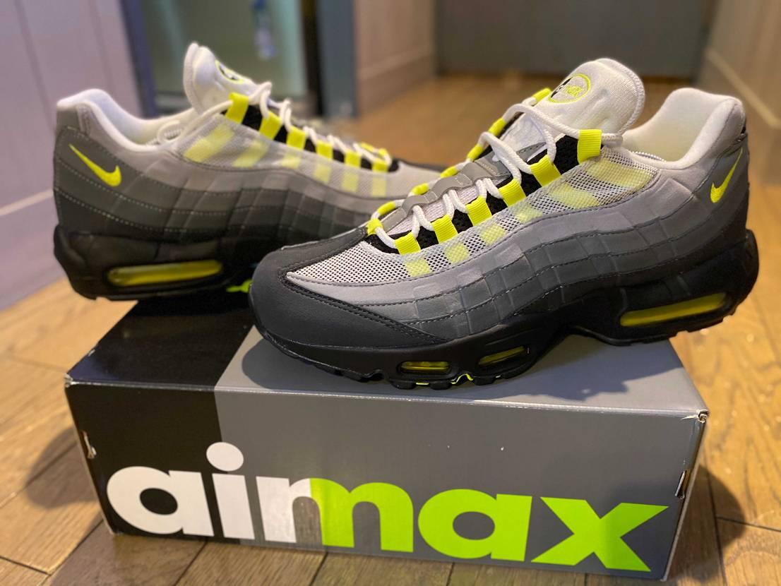 マイコレクションを紹介していくシリーズ  air max 95 og 202