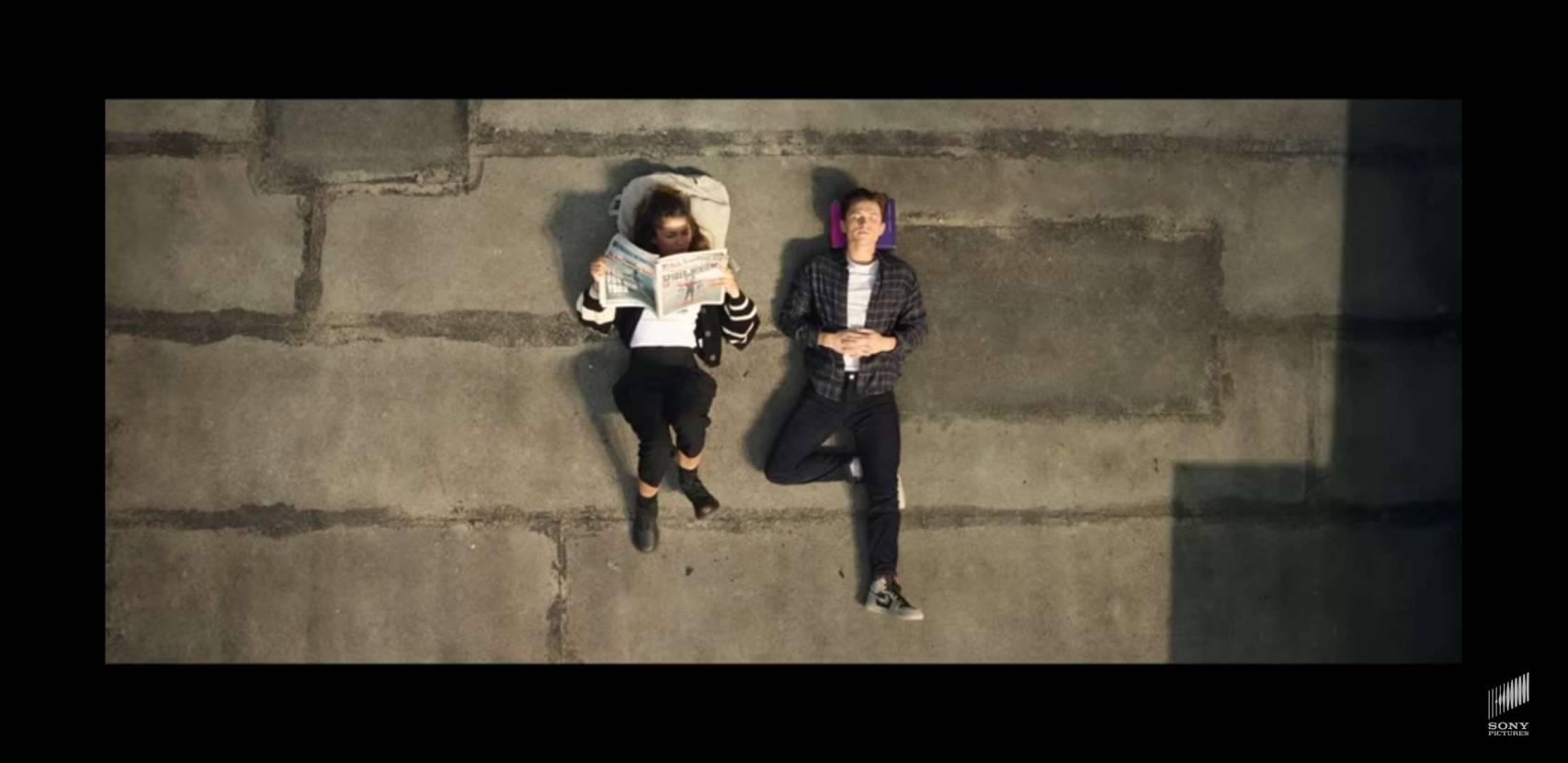 スパイダーマンノーウェイホームでピーターが履いてるスニーカーこれジョーダンかな?