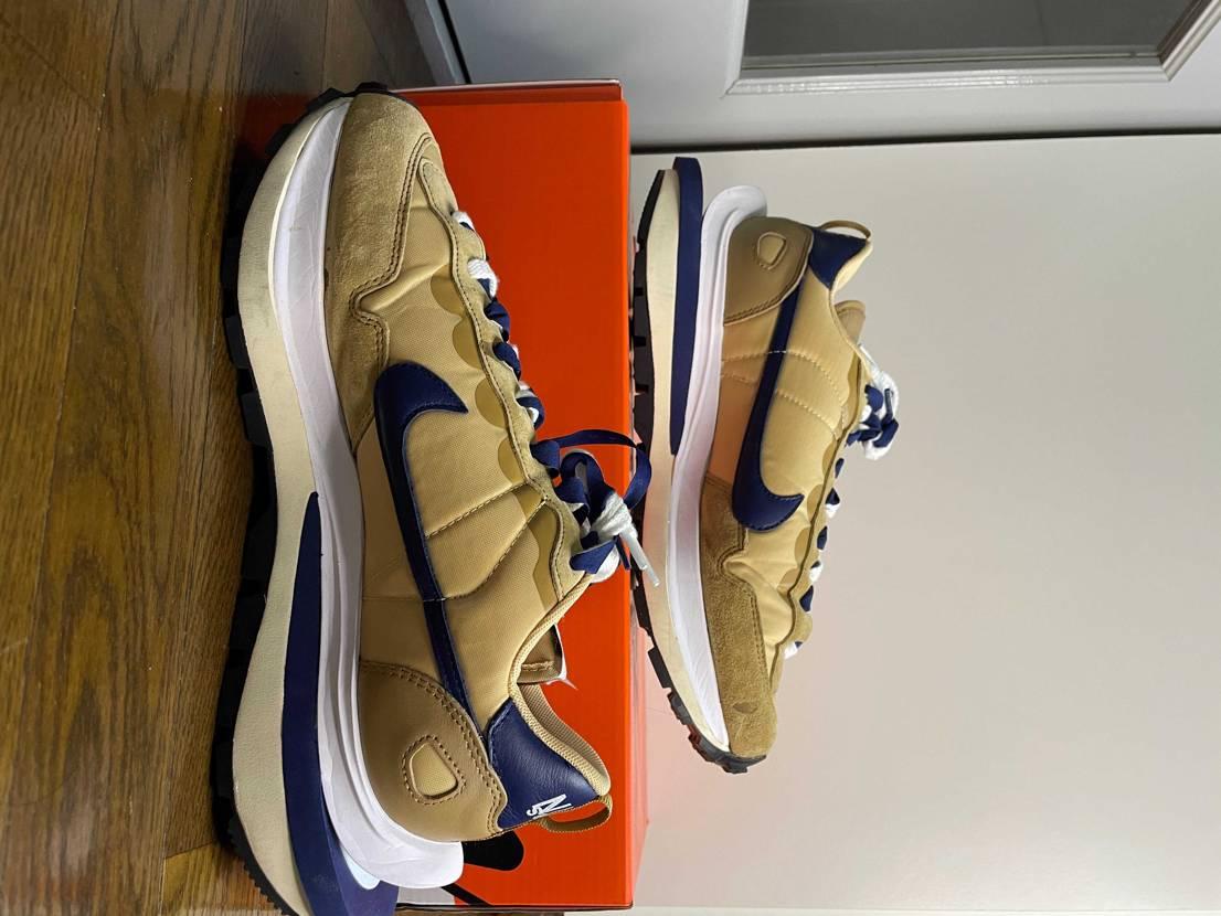 Sacai × Nike Vaporwaffle出品しました! 良ければ、検討