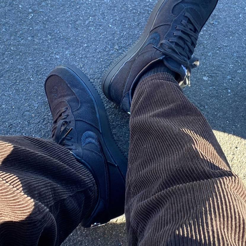 おろしました!シンプルで長く履けそうな1足☺ ライニングのレザーでめっちゃ靴下
