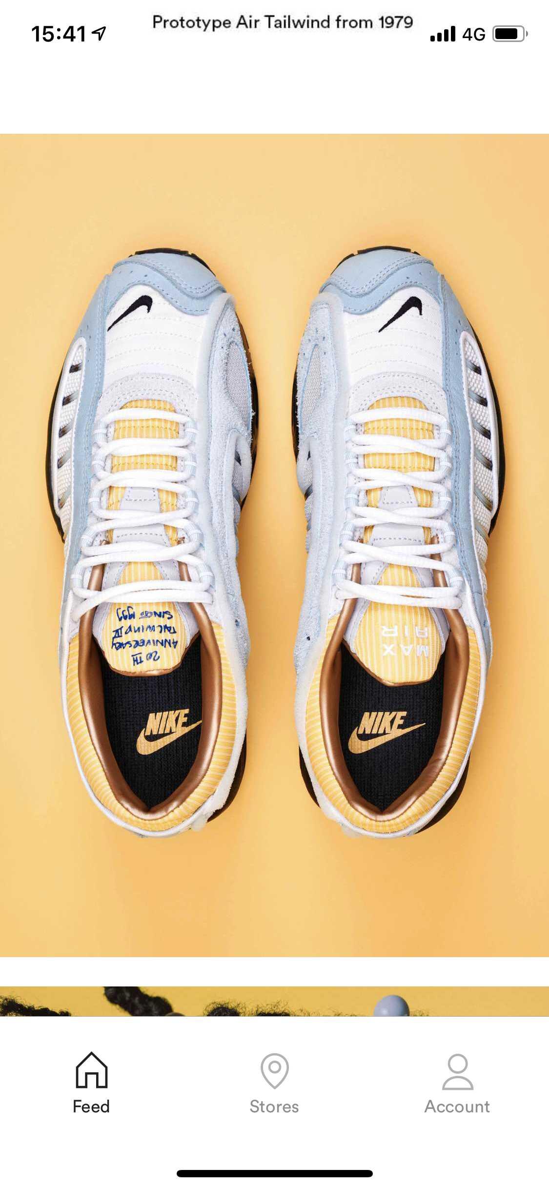 """Nike Air Max Tailwind IV """"20th"""""""
