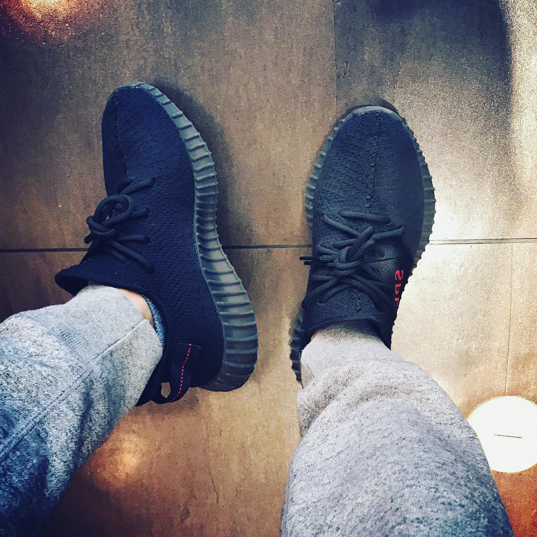 ″良い日とは良い靴を履いた日である″  byペペチ  (笑)