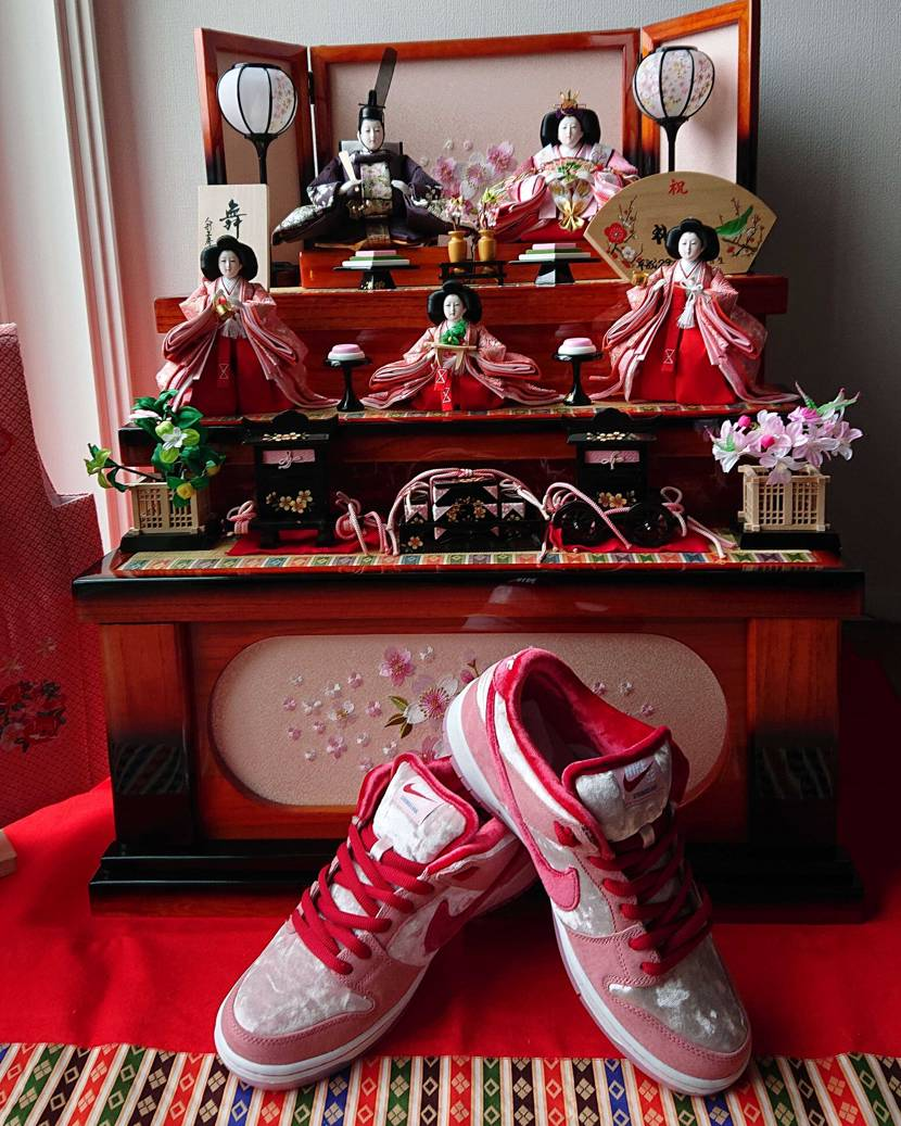 雛人形とstrangelove