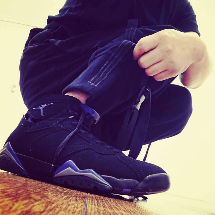 やっとデビュー😊✨ 靴ヒモの通し方がいまいち分かんない😭w カッコいい靴ヒモの通