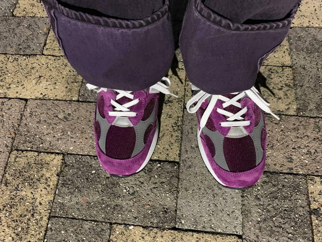 紫 × 紫