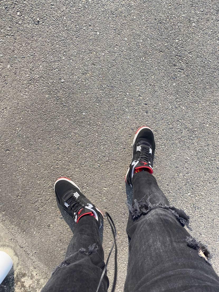 久々にバイト以外で外出る用事あったから、一番好きなスニーカー履いた!! やっぱ