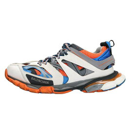 BALENCIAGA Track orange blue