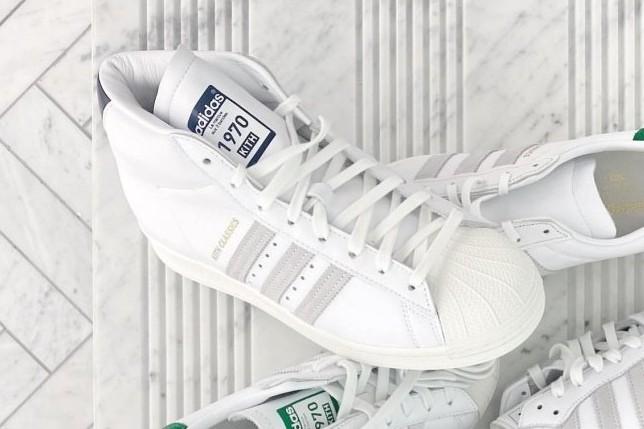 """KITH x adidas """"KITH CLASSICS"""" PRO MODEL"""