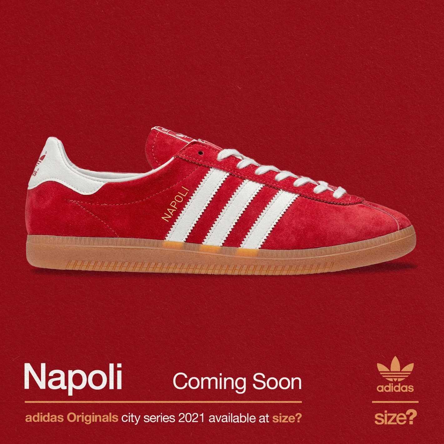 NAPOLI (Size? Exclusive)