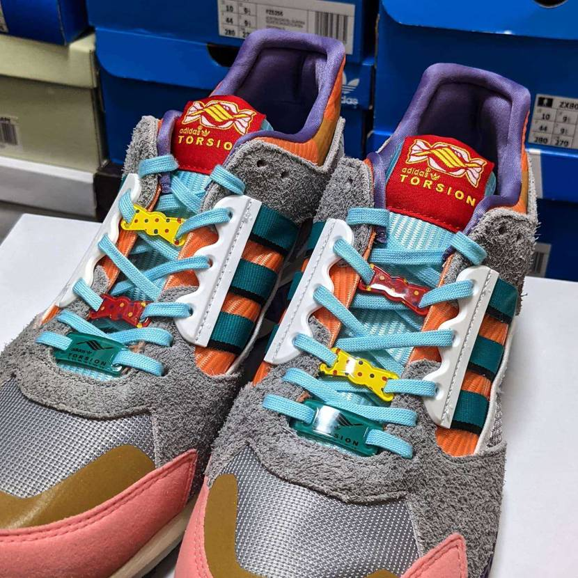 ZX 10/8 'CANDYVERSE' 🍬🍬🍬  ZX8000と10000の融