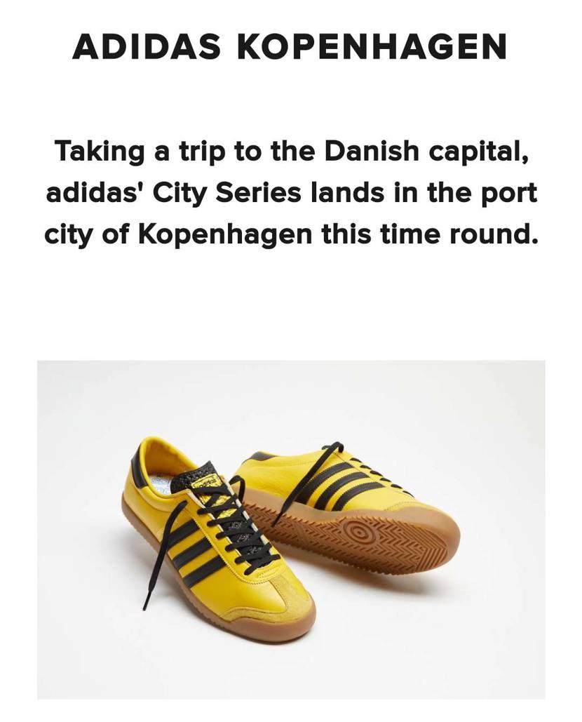 コペンハーゲンのOGカラーがもうすぐ来る🔥🔥🔥 ライニング革だしアツいな〜