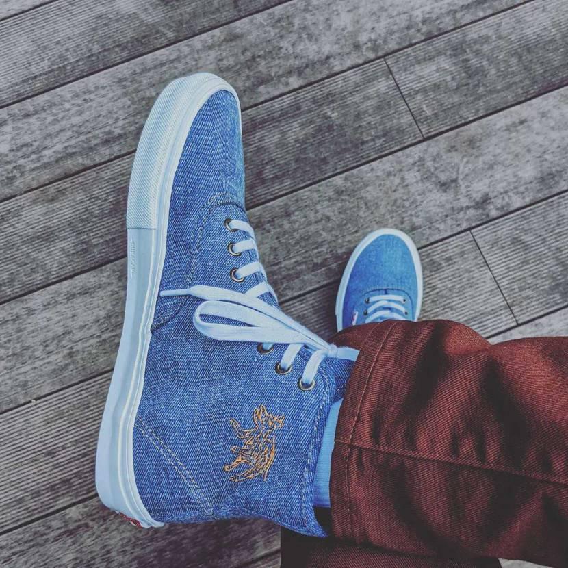 今日はHOCKEY Andrew Allen Skate Authentic H