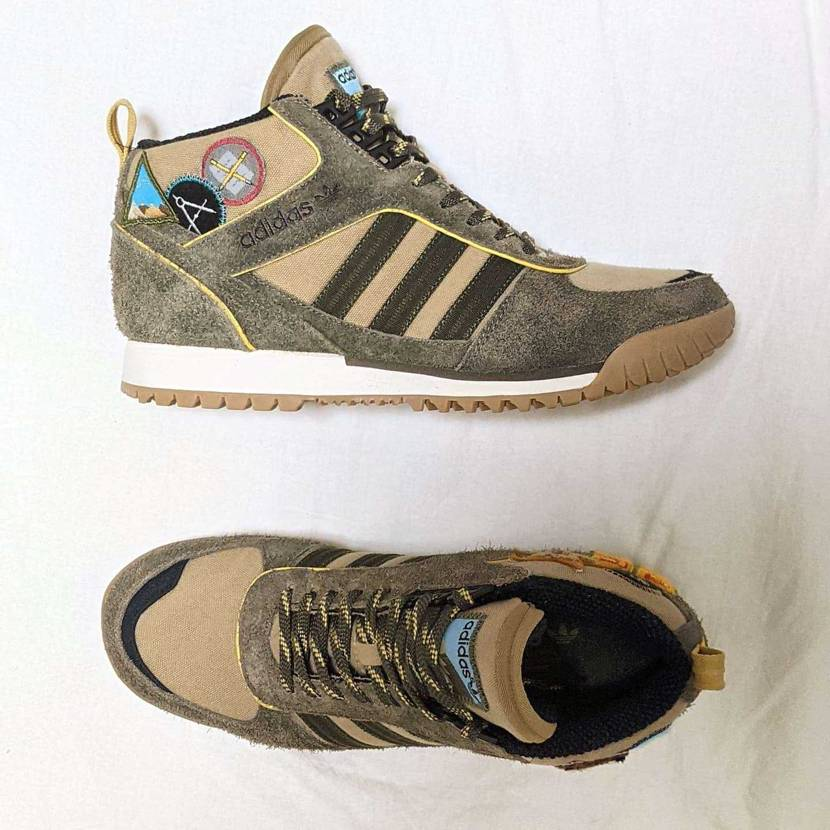 EXTRA BUTTER 'Vanguard Collection' ZX TR