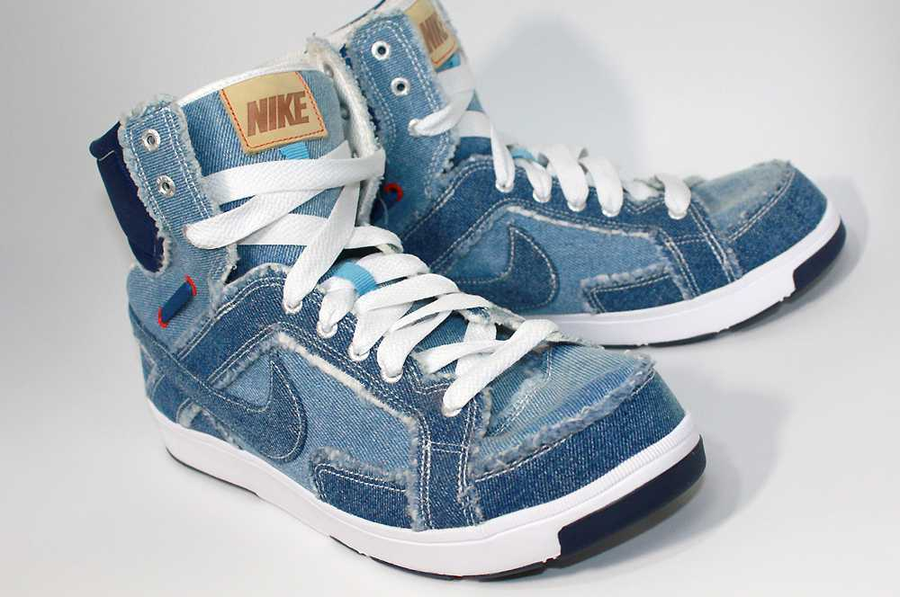 NIKE AIR TROUPE 2 MID