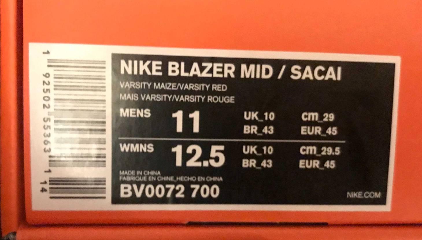 これ見ると、USサイズではメンズウィメンズでサイズ変わるけど、UKサイズだったら