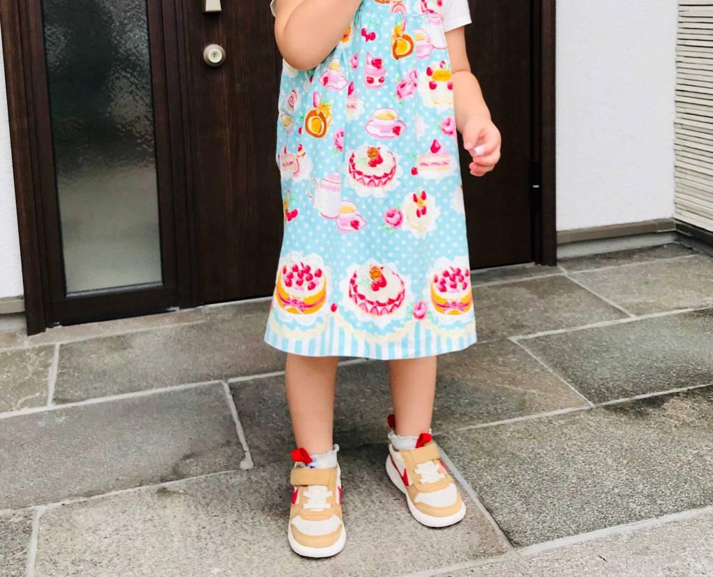 🏡娘ちゃん❤️ 初履き‼️  あたしゃが履きたいだよ〜🤪