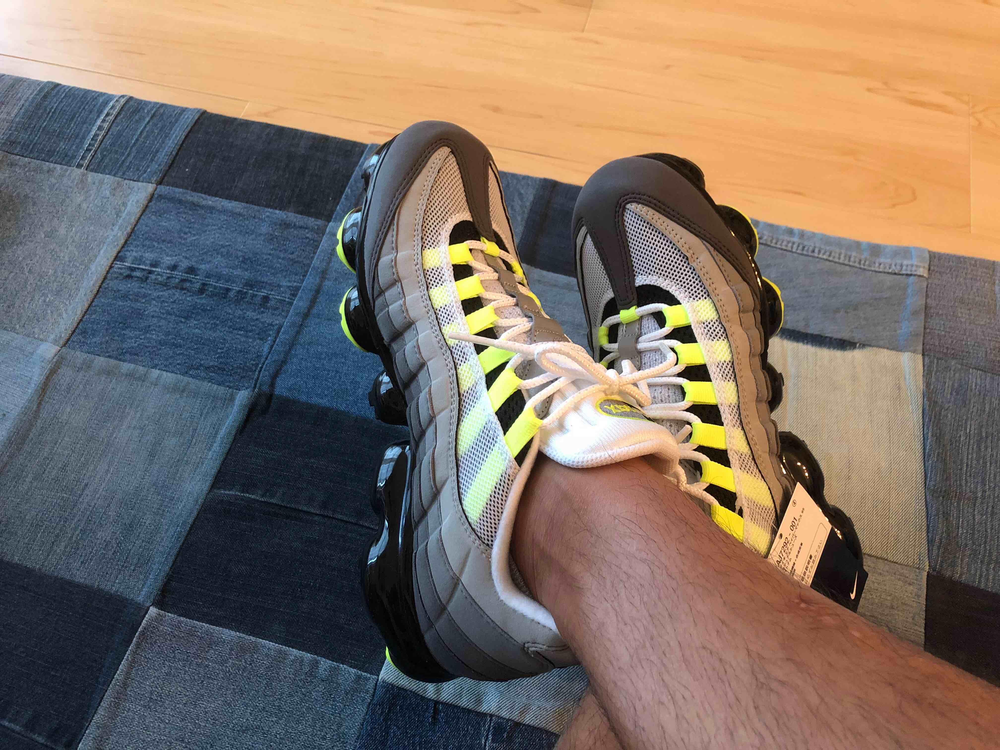 お気に入りの1足‼️#初投稿 #nike #初履き