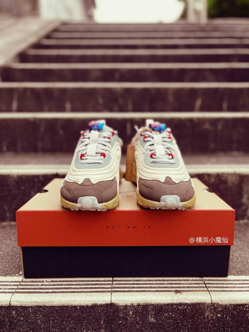 初めて当選した靴!