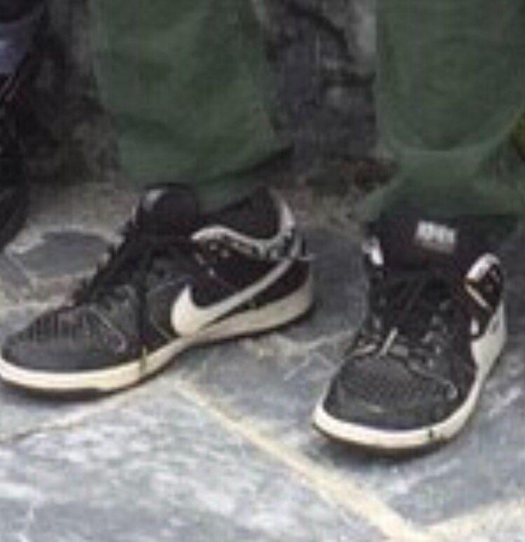 これなんで靴かわかる人教えてください!すっかり忘れてしまった!