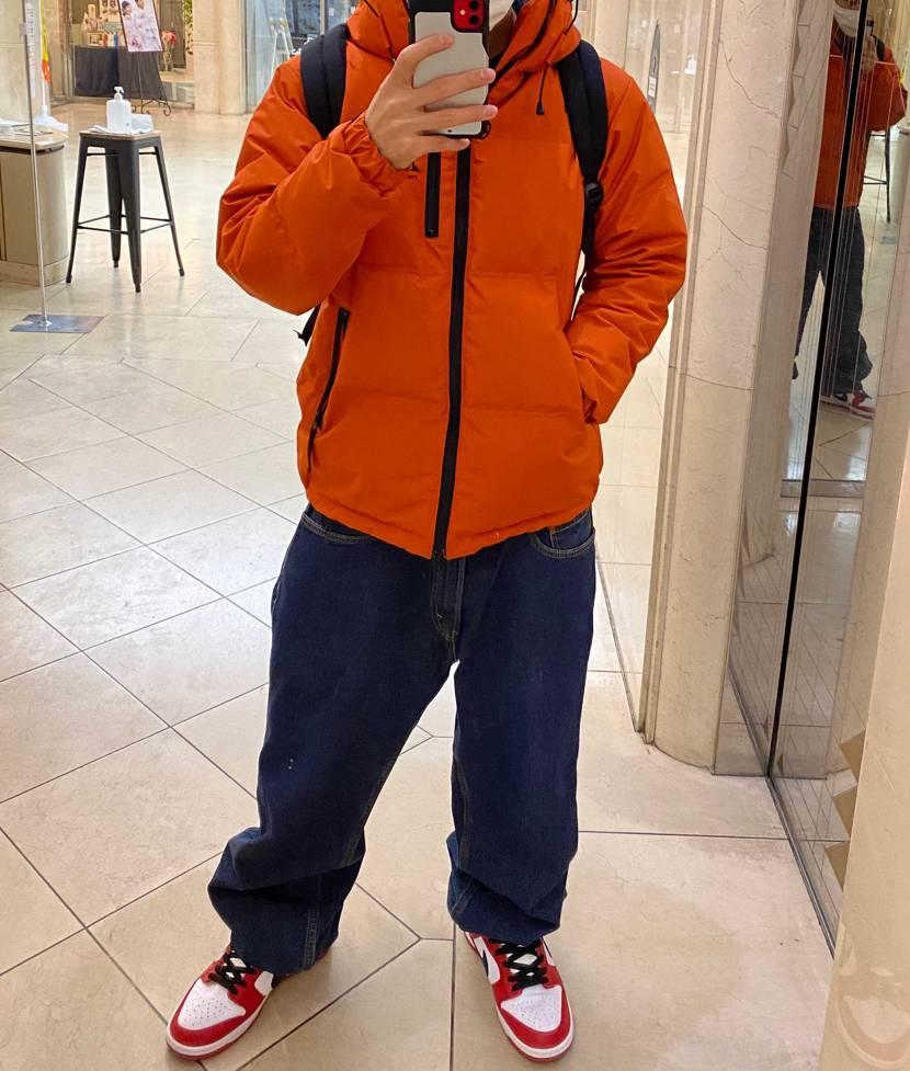 青少年よ、SBはこの太さのボトムスで履くのが良いよ 170cmで569の36イ