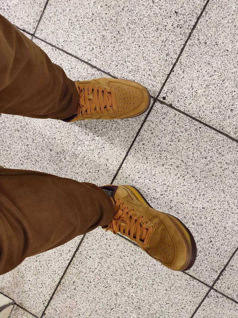 人気があるとかないとかではなく、好きな靴を履くのが一番いいなって思う。